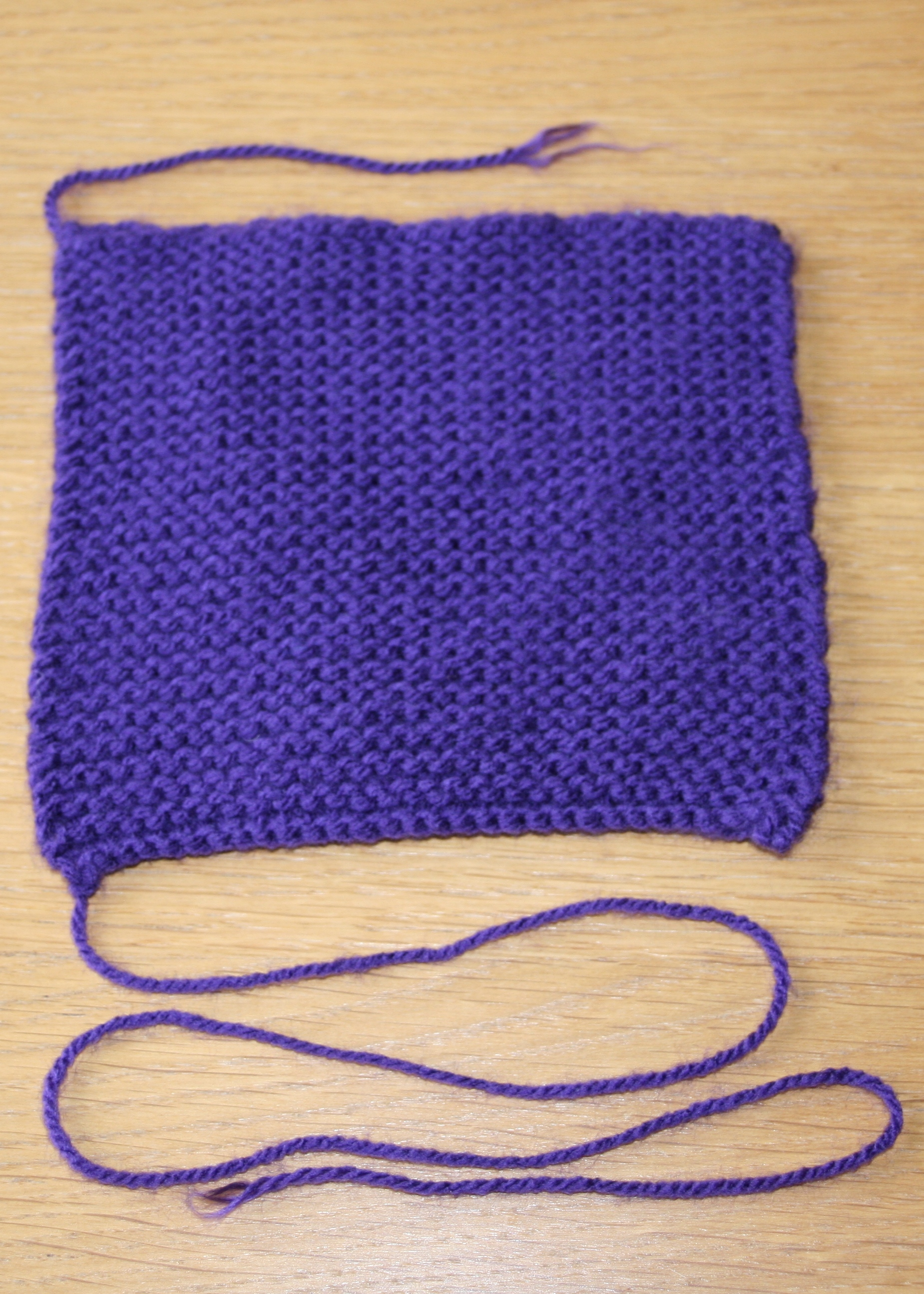 Knitting Blankets For Charity : Projects