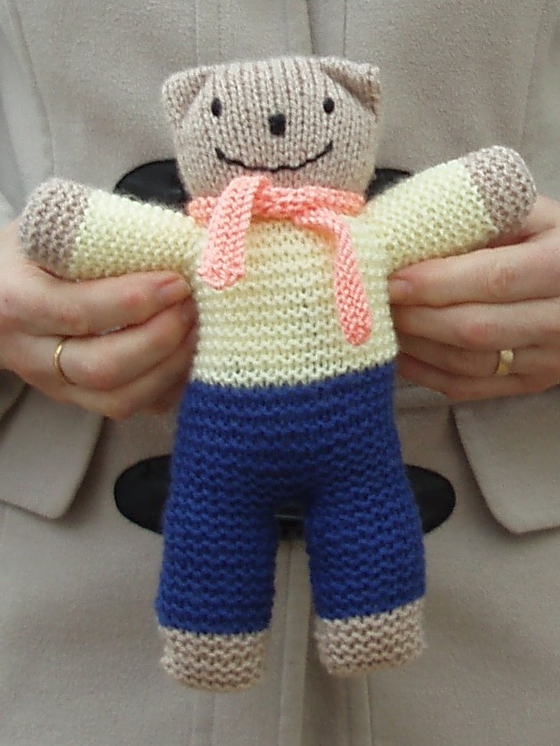 Free Designer Knitting Patterns : Projects